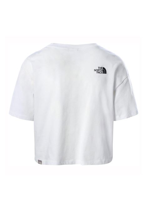 w cropped easy tee THE NORTH FACE | T-shirt | NFOA4T1R-FN41