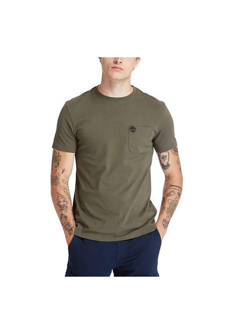 TIMBERLAND | T-shirt | TBOA2CQY-A581