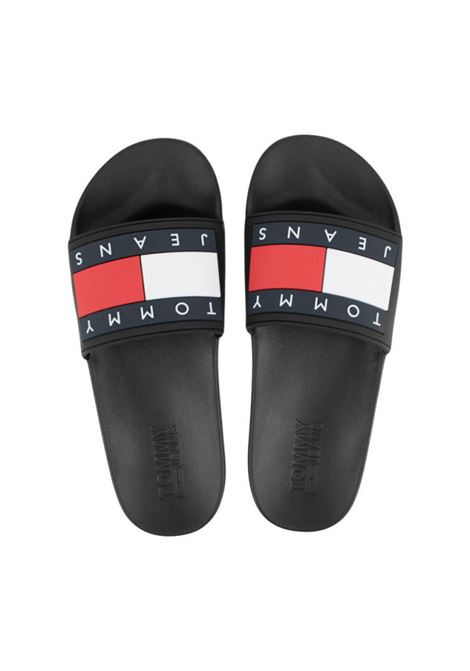 flag pool slide TOMMY HILFIGER | Ciabatte | M00689-BDS
