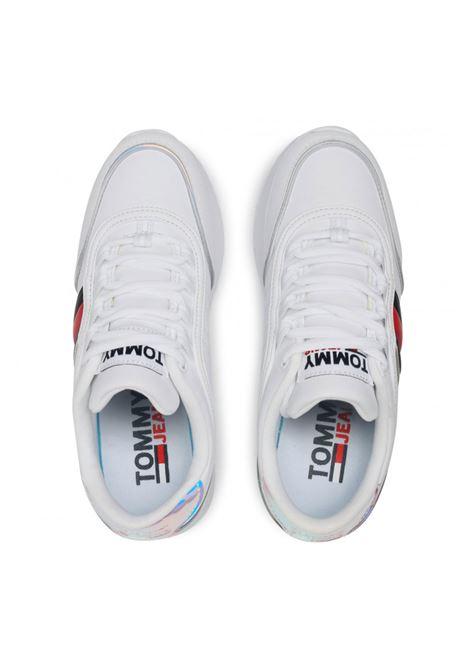 iridescent sneaker TOMMY JEANS | Sneakers | N01354-YBR