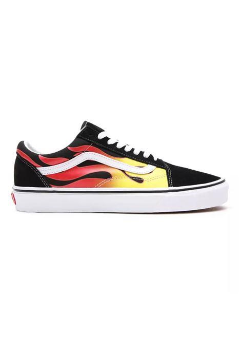 old skool flame VANS CLASSIC | Sneakers | VN0A38G1PHN1-