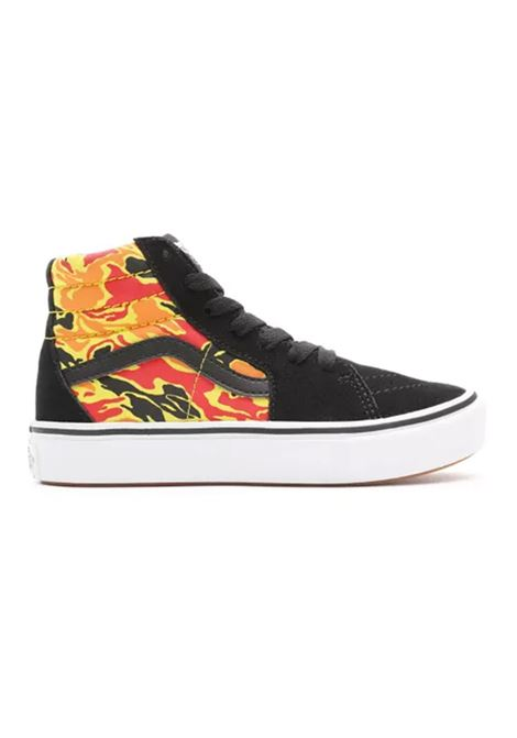 COMFY CUSH SK8-HI FLAME VANS CLASSIC | Sneakers | VN0A4UVX31O1M-
