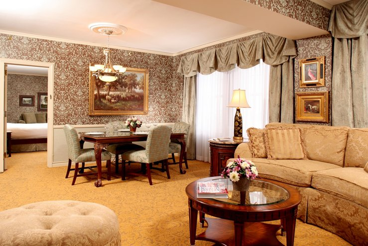 Brown hotel speciality suite parlor a hpg