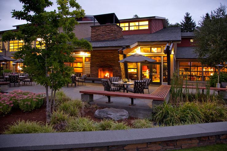 Cedarbrook lodge back patio 3 hpg