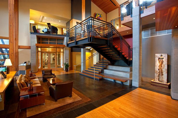 Cedarbrook lodge lower lobby hpg