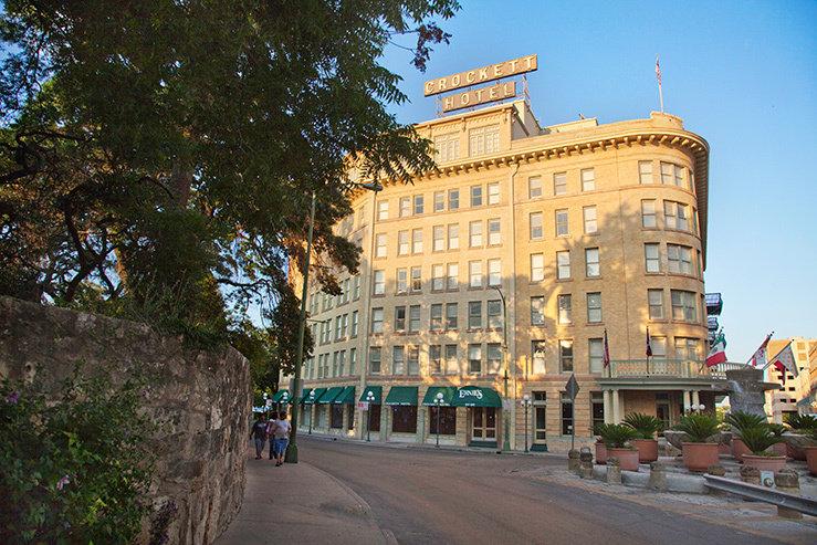 Crockett hotel midday exterior hpg 1