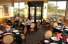 Emerald Greens Terrace Bar & Grille Clubhouse Restaurant