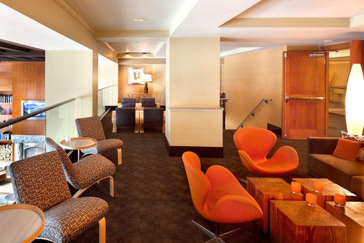 Hotel andra living room loft seating hpg