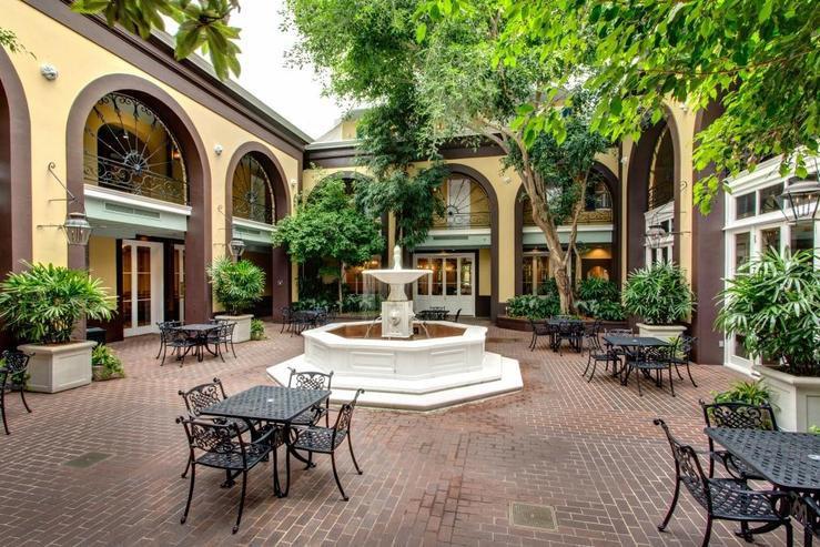 Hotel mazarin main courtyard 1 hpg