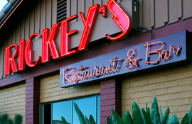 Inn Marin Rickey's Restaurant