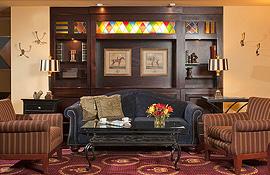 King George Hotel lounbe