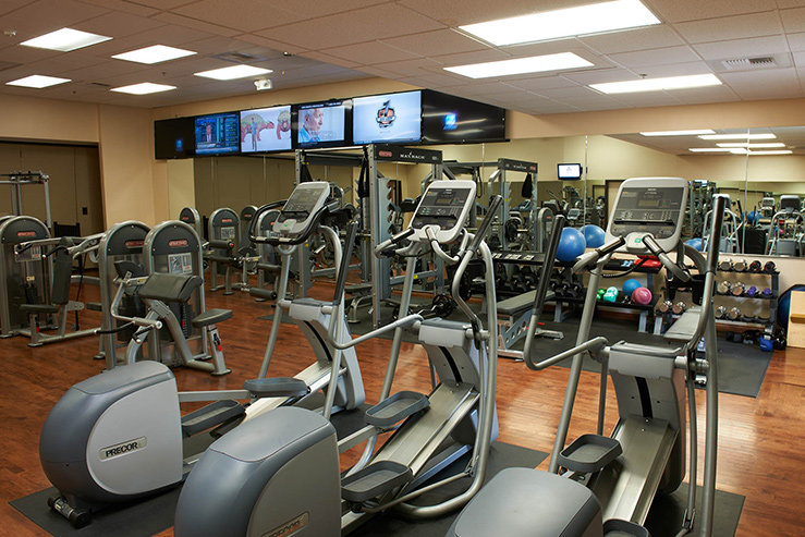 Lakeshouse hotel and resort fitness hpg