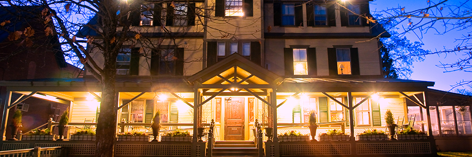 Norwich inn exterior hero