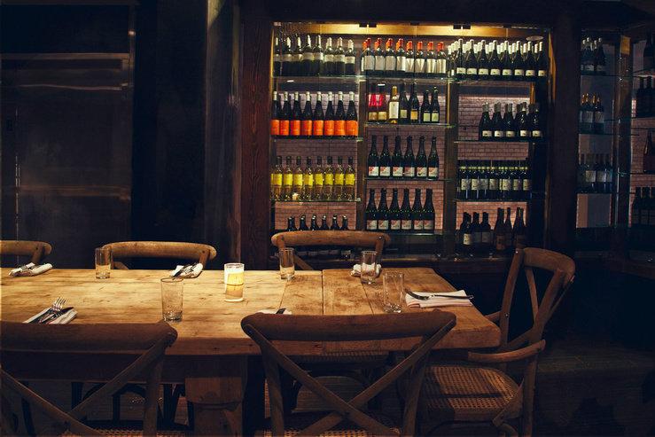 O hotel bar kitchen table hpg