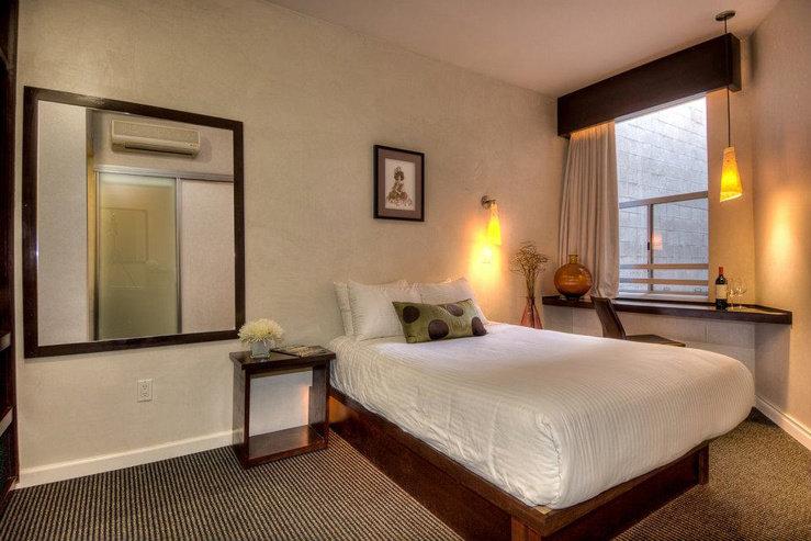 O hotel boutique room hpg