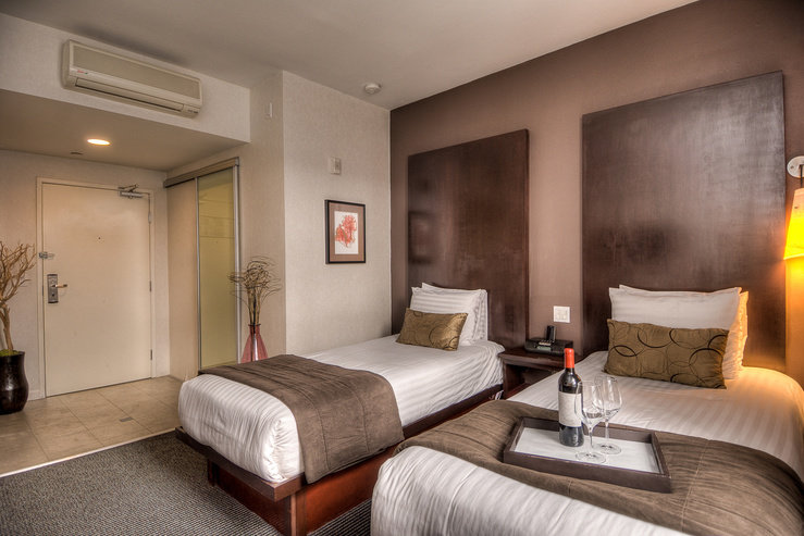O hotel double room hpg
