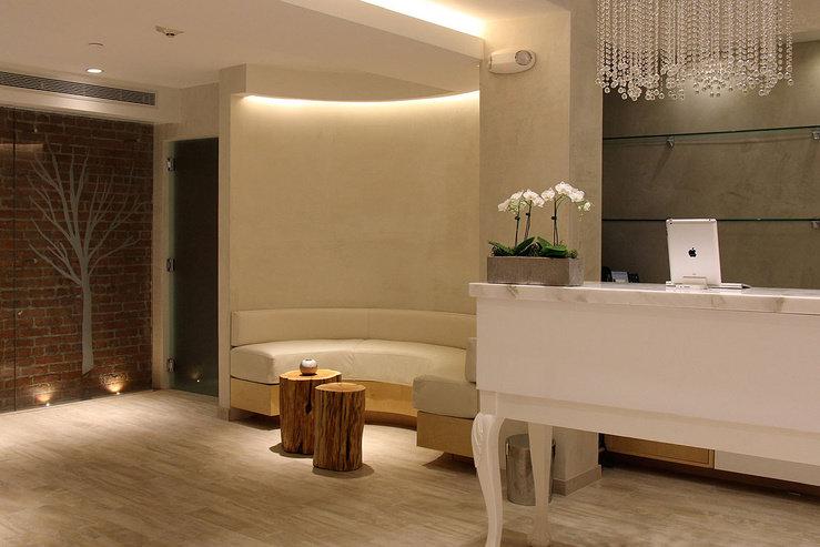 O hotel spa font desk hpg