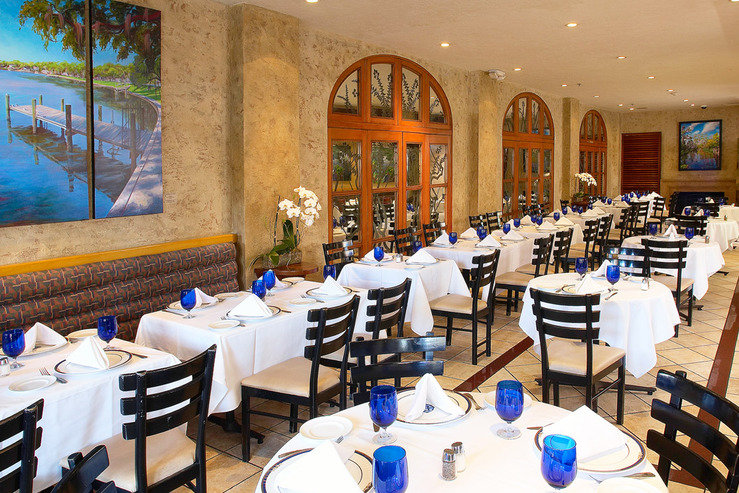 Riverside hotel indigio dining room hpg
