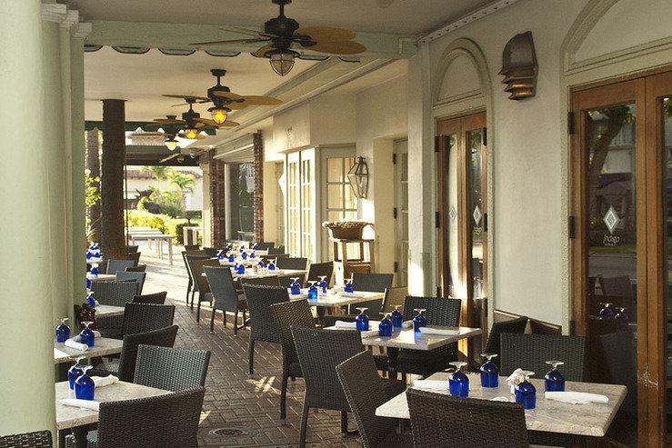 Riverside hotel indigo patio hpg