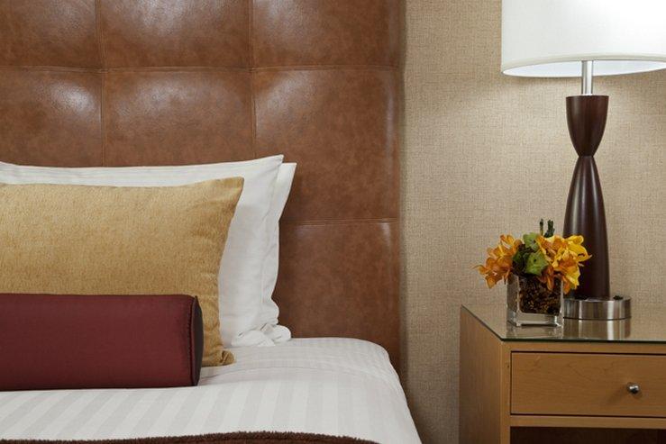 The elan hotel head board detail hpg