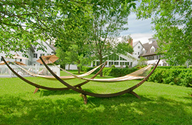 The Essex Resort & Spa Vermont Hammocks