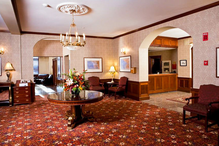 The portland regency hotel and spa 20 hpg