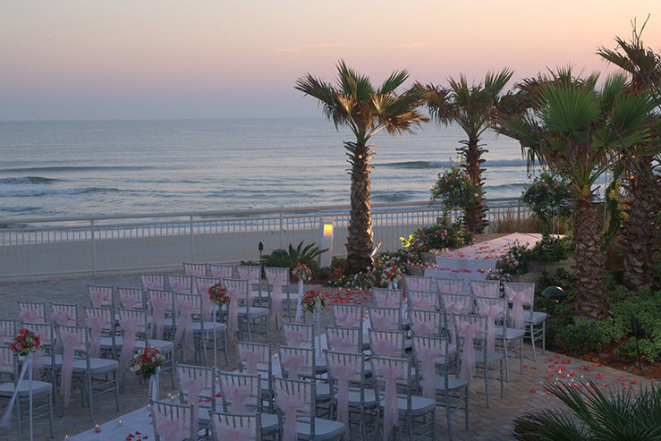 The shores resort and spa wedding 1 hpg 1