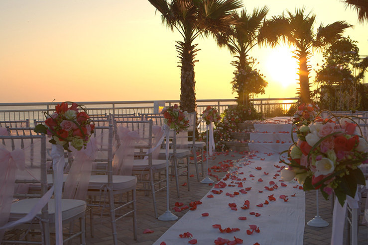 The shores resort and spa wedding 3 hpg 1