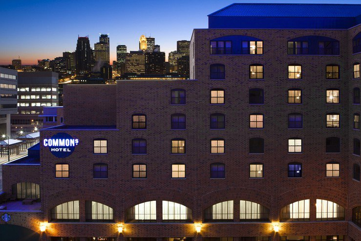 University hotel minneapolis city view hpg