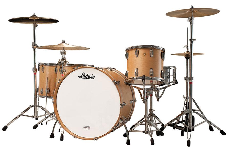 Ludwig Classic Legacy Custom Drums