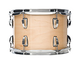 USA Classic Maple shell in natural maple finish.