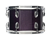 USA Classic Maple shell in purple shadow finish.
