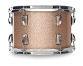Legacy Classic shell in champagne sparkle finish.