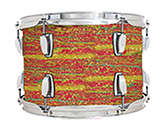 Legacy Classic shell in citrus mod glass glitter finish.