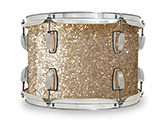 Legacy Classic shell in pewter glass glitter finish.