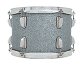 Legacy Classic shell in silver glass glitter finish.