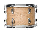 Legacy Exotic shell in birdseye maple finish.