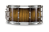 Legacy Exotic shell in african black limba: olive burst finish.