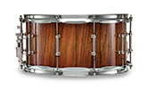 Legacy Exotic shell in african black limba: supernatural finish.