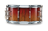 Legacy Exotic shell in african black limba: tequila sunrise finish.