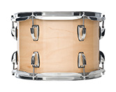 Legacy Exotic shell in natural maple natural finish.