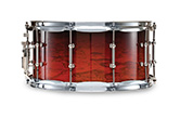 Legacy Exotic shell in amazon sumauma: deep brown fade finish.