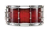 Legacy Exotic shell in amazon sumauma: redburst finish.
