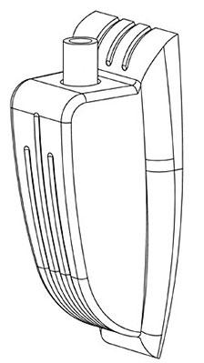 Classic lug illustration.
