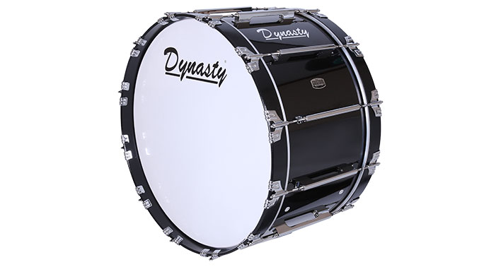 Dynasty bass drum.