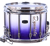 Elite White Purple Fade Dynasty custom lacquer swatch.