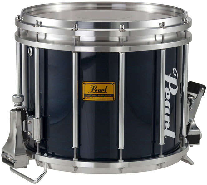 pearl custom marching snare drum marching snare drums marching steve weiss music. Black Bedroom Furniture Sets. Home Design Ideas
