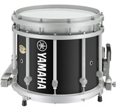 Black Forest Yamaha custom marching finish.