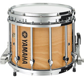 Natural Gloss custom marching finish.