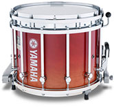Amber Fade Yamaha custom marching finish.